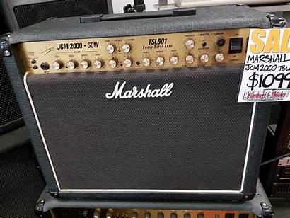 Marshall Amp Amps Jcm 2000 60w Combo
