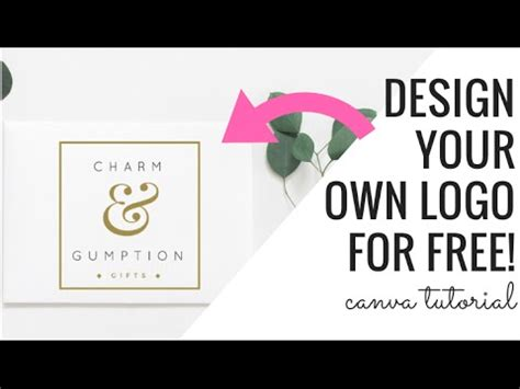 how to design your own logo how to design your own logo for free easy tutorial