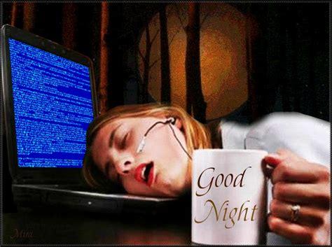 funny good night funny good night image
