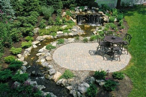 sustainable water features