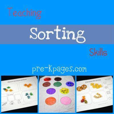 preschool sorting activities pre school ideas 247   cd7a5e4c37c038d6a7fadbdc8f1e7ed9
