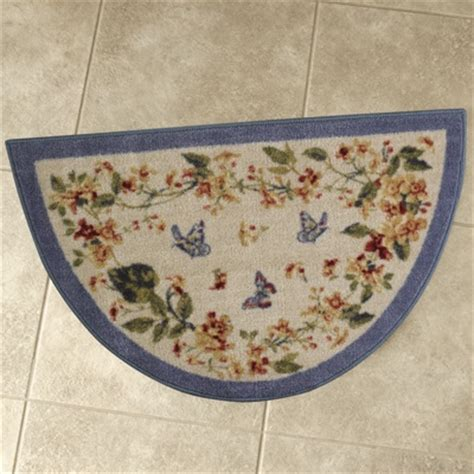 kitchen slice rugs butterfly fields kitchen slice rug shop nwf