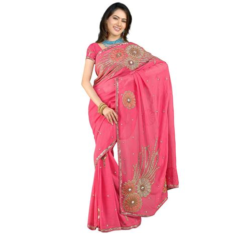 Baju Wanita Dewasa 2015 Busana Khas India Model Baju Sari India