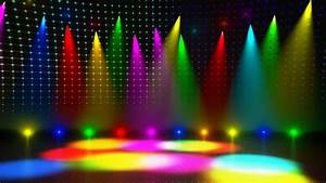 Disco stage dance floor colorful vivid lights flashing 1 for 1234 get on the dance floor video download