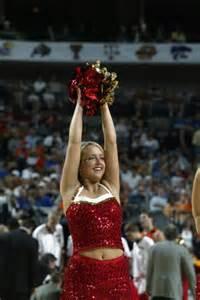Iowa State University Cheerleaders