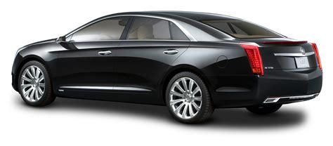 Cadillac Xts Platinum Black Luxury Car Png Image Pngpix