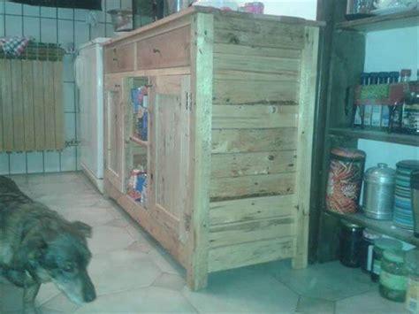 pallet kitchen cabinets diy diy pallet kitchen cabinet 99 pallets