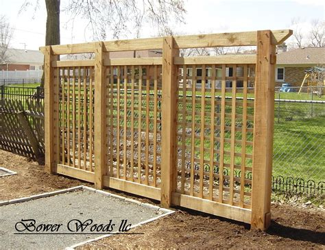 garden trellis designs garden lattice ideas bower woods llc custom garden structures trellis gardening