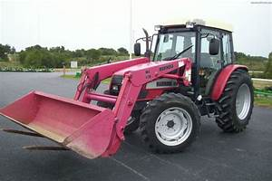 2005 Mahindra 7010 Tractors - Utility  40-100hp