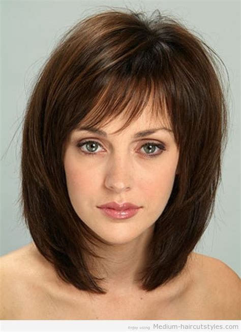 easy medium length hairstyles 2014 pictures gallery of