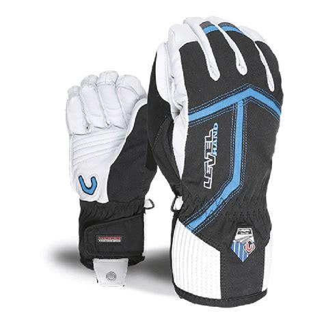 gant de cuisine anti chaleur gant ski piste black white level tous les gants