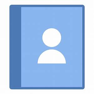 Phone Contacts Icon | www.pixshark.com - Images Galleries ...