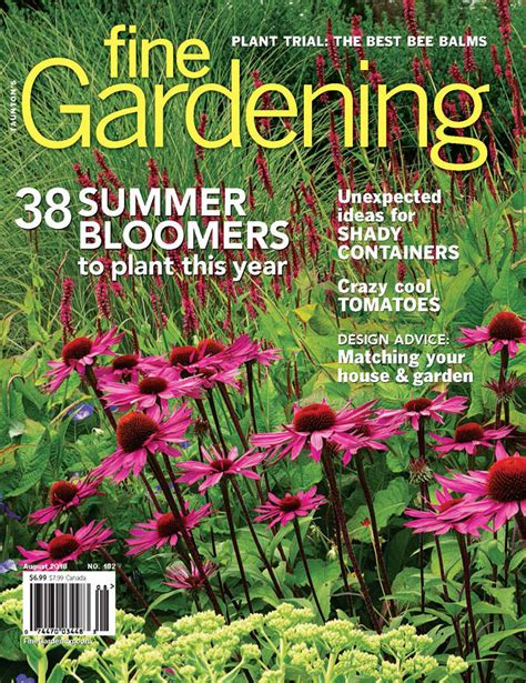 Garden Magazine by Lobelia Techno 174 Blue Finegardening