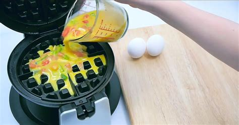 other uses for a waffle iron 7 ways to use your waffle iron for breakfast and more video