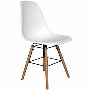 Stuhl Vintage Weiß : retro stuhl schalenstuhl pop art deco esszimmer st hle ~ Pilothousefishingboats.com Haus und Dekorationen