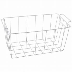 Crosley Cfc05lw Wire Deep Freezer Basket  White