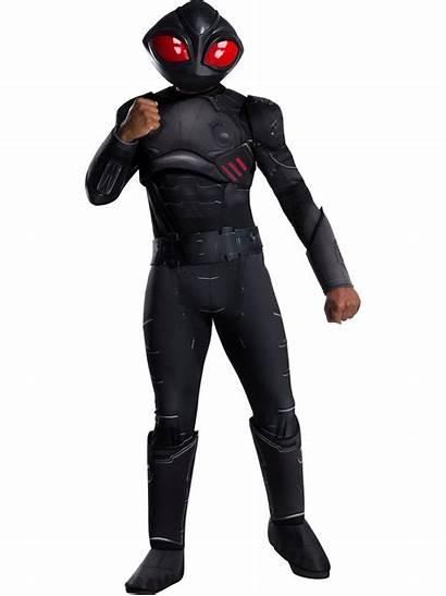 Manta Aquaman Costume Movie Deluxe Adult Mens