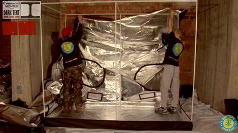 monter une chambre de culture comment monter une armoire de culture tent