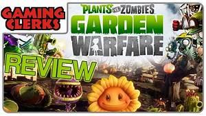 Plants Vs Zombies Garden Warfare Test Review YouTube