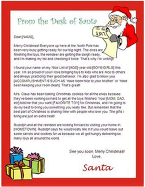 how to address a letter to santa myideasbedroom 1000 images about printable santa letters on 83043