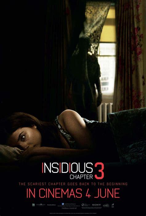 Insidious: Chapter 3 DVD Release Date   Redbox, Netflix ...