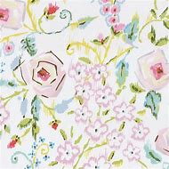 Pink Primrose Fabric - By The Yard - Girl / Moder…