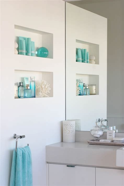 turquoise bathroom ideas serene house taken by coastal