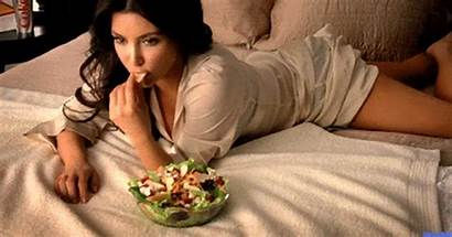 Kim Kardashian Shape Kardashians Sisters Face Salad
