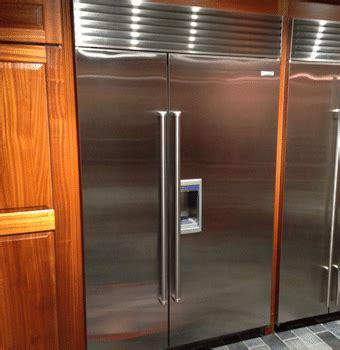 thermador  viking integrated refrigerators reviews
