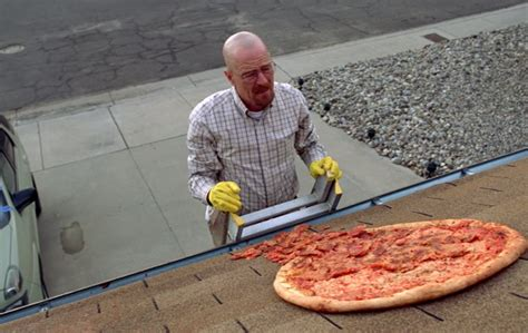 Breaking Bad Pizza Meme - vince gilligan begs breaking bad fans to stop throwing pizza on walter white s house salon com