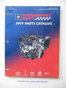 Gm Performance Parts Catalog