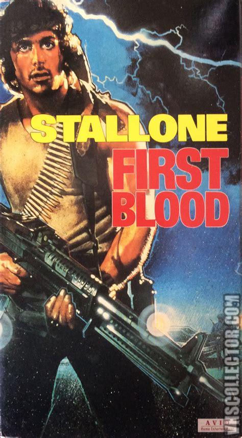 First Blood | VHSCollector.com