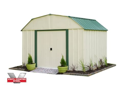 arrow vinyl coated sheds with floor kit