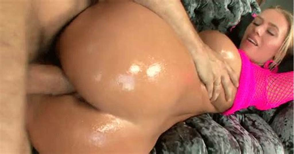 #Hot #Blonde #Pounded #Hard #In #Both #Holes