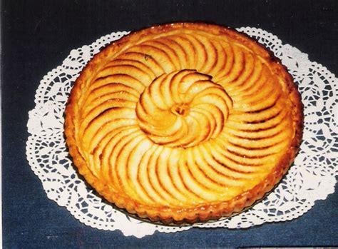 plats faciles à cuisiner recettes de tarte aux pommes et crème patissière les