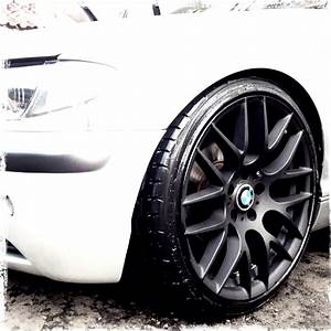 Black Rims For E46  318i  Bmw