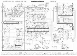 Tcl At34187 Sch Service Manual Download  Schematics