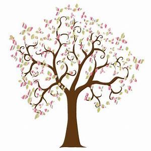 Stickers Arbre Photo : stickers muraux arbre fantaisie couleur 2 sticker d coration murale ~ Teatrodelosmanantiales.com Idées de Décoration