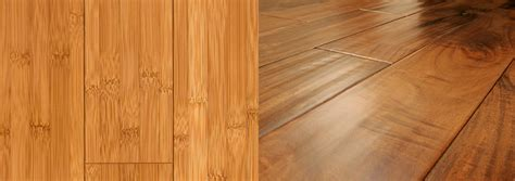 pros  cons  hardwood  bamboo  cork flooring