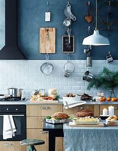 Cuisine Bleue Ikea : cuisine bleue d couvrez toutes nos inspirations elle d coration ~ Preciouscoupons.com Idées de Décoration