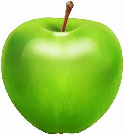 Apple Clip Fresh Clipart Fruit Transparent Yopriceville
