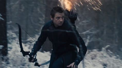 Jeremy Renner Begin Shooting For Captain America Civil