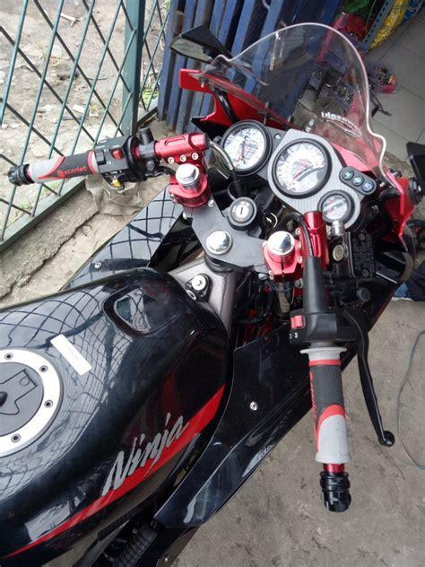 Modip Rx King Stang Jepit by Jual Stang Jepit F Bikers Ktc R Rr Satria Fu Cb150