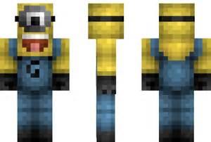 Despicable Me Minecraft Skin