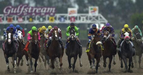 bettor wins    cent horse racing wager