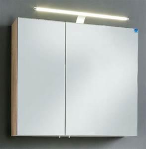Spiegelschrank 80 Cm Breit : marlin bad 3030 christall bad spiegelschrank 80 cm breit stoa8s badm bel 1 ~ Eleganceandgraceweddings.com Haus und Dekorationen