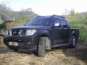 Nissan Navara Double Cabine : nissan navara d40 double cabine 174cv ari ge ~ Gottalentnigeria.com Avis de Voitures