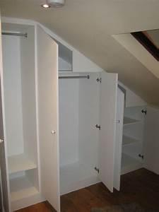 Schrank Dachschräge Günstig : london carpentry solutions loft wardrobe loft dachboden dachgeschoss schlafzimmer und ~ Orissabook.com Haus und Dekorationen