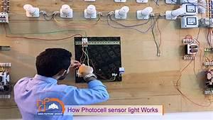 How Photocell Sensor Light Works   Practical   Explained