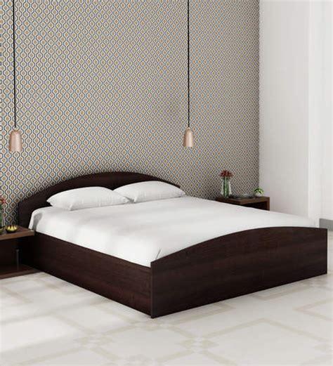 buy daiki queen size bed  wenge finish  mintwud